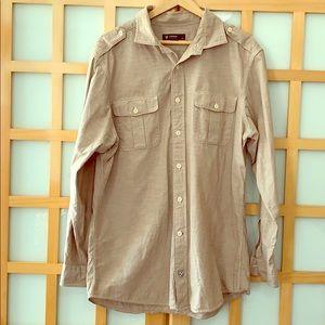 🍀 Cremieux Button Down Shirt